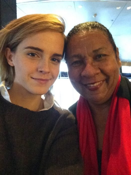 Emma Watson y bell hook