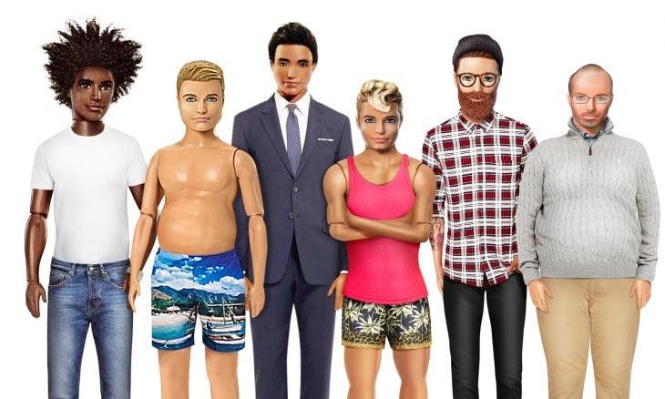 Versión real de Ken