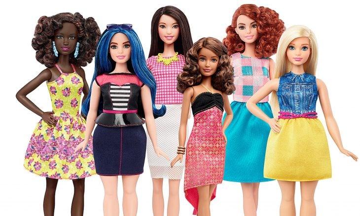 Las nuevas Barbie de mattel