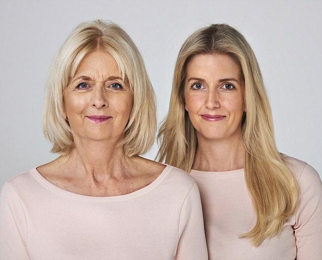 Madre e hija idénticas (9)