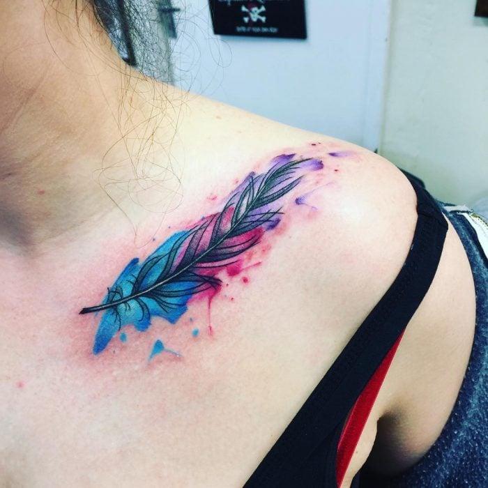 Tatuajes en la clavicula (19)