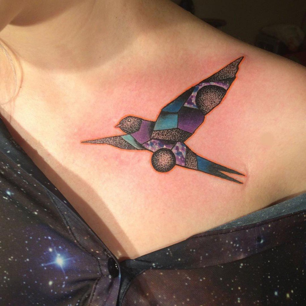 20 Ideas De Pequeños Tatuajes En Las Clavículas Para Mujeres