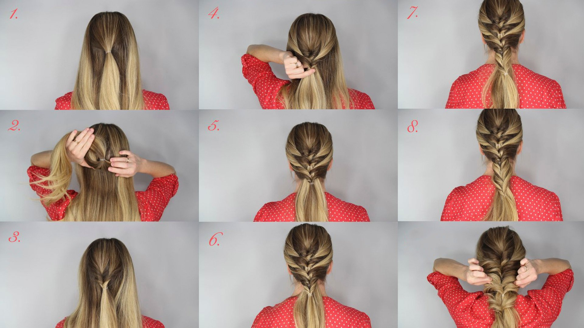 Galerry fotos de peinados de trenzas