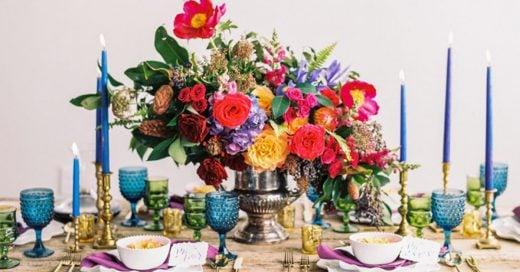 Ideas de arreglos florales