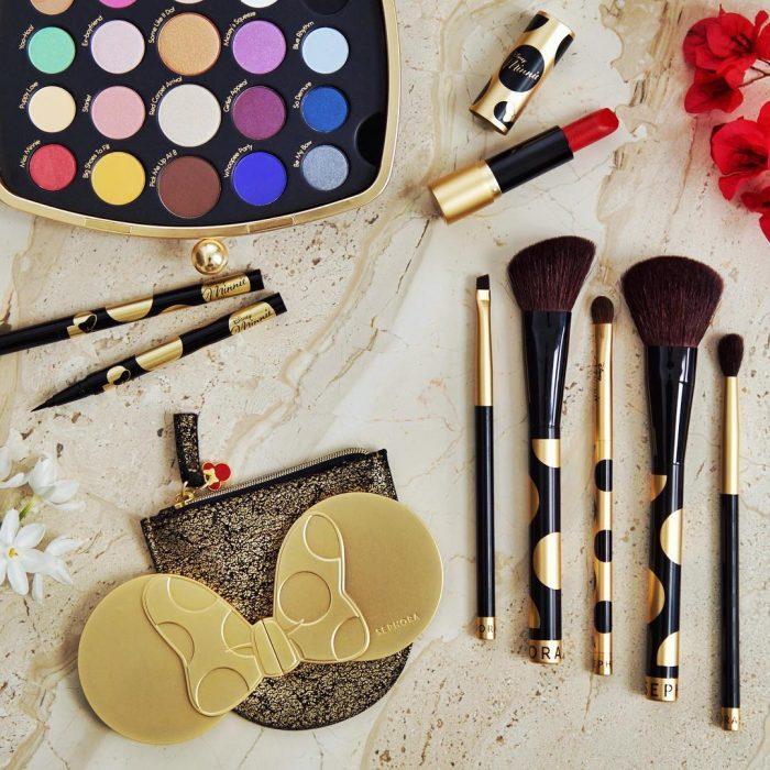 Linea de maquillaje de sephora de Minnie mouse