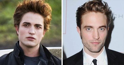 Como han cambiado con los años los actores de Twilight