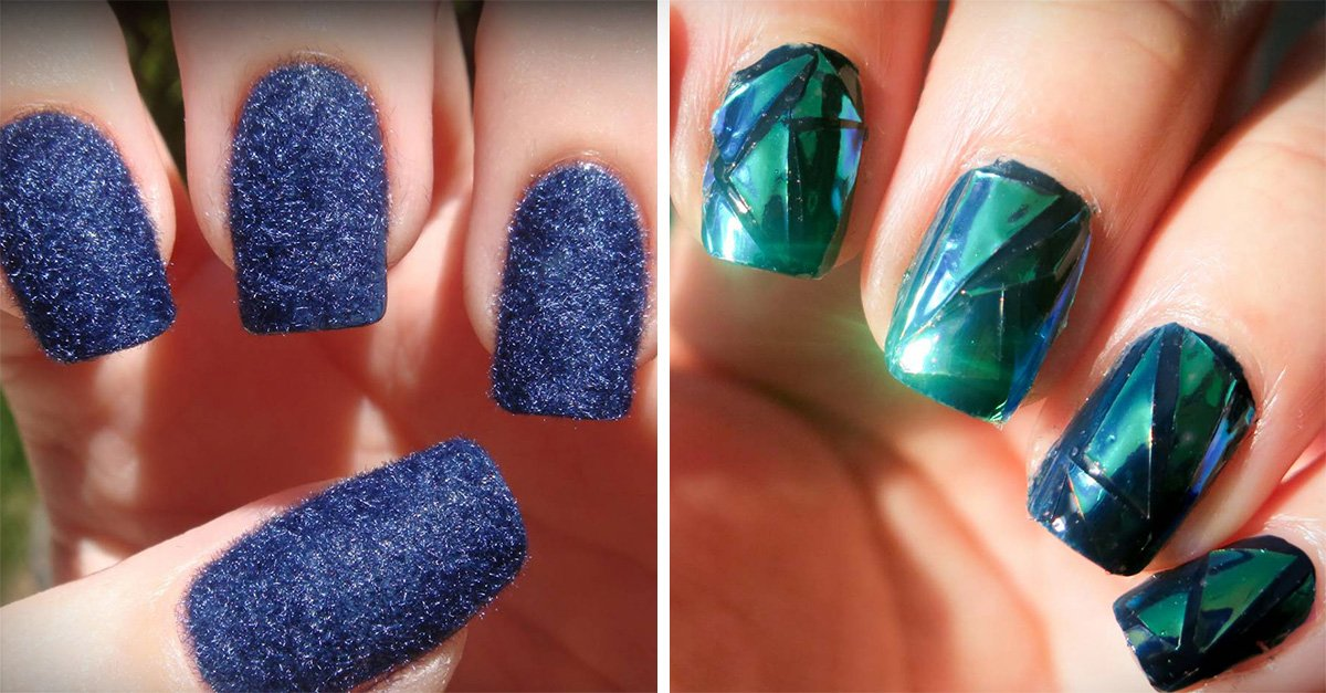 10 novedosas ideas para decoración de uñas fáciles de hacer