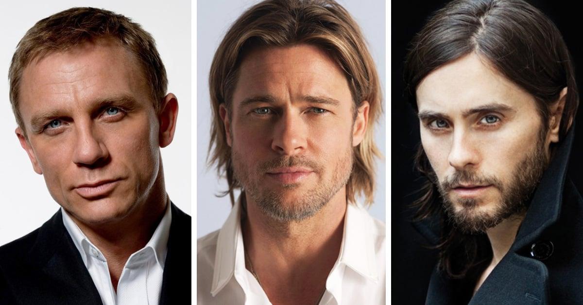 Famosos mayores de 40 que son muy guapos