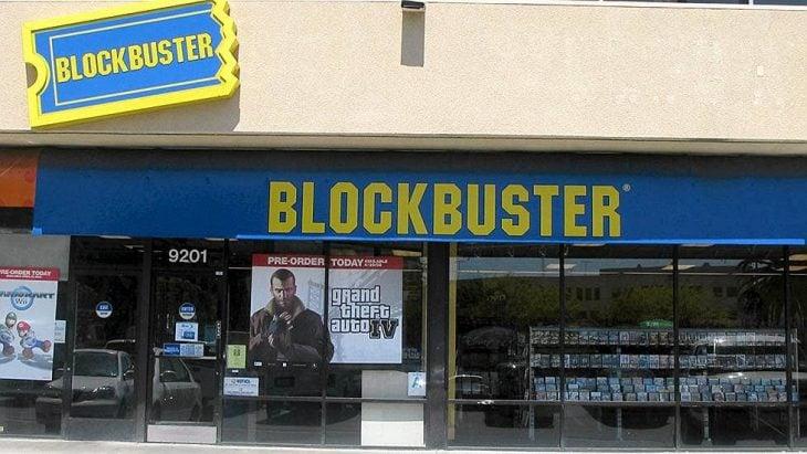 blockbuster renta y venta de películas