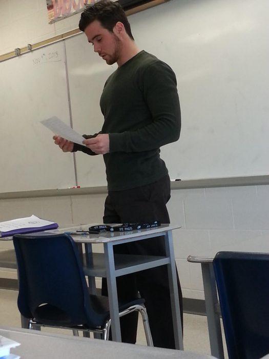 profesor de historia sexy guapo