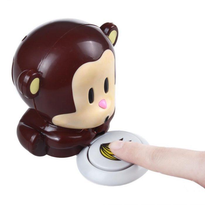 mono seca uñas gadgets para manicura