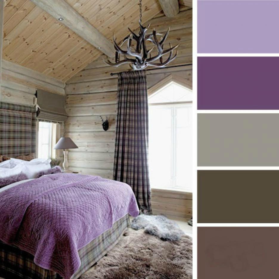 15 ideas de combinaciones de colores para tu dormitorio for Gama de colores vivos