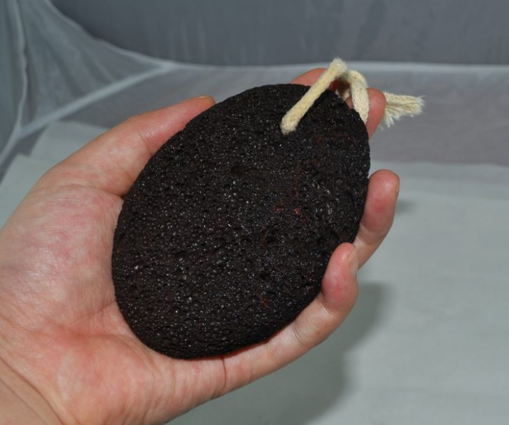 piedra pomes para quitar pelusas stone pomez