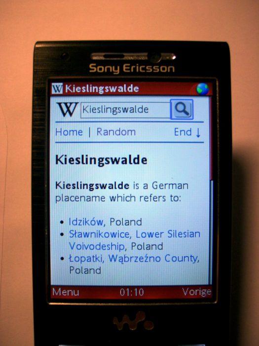 conectarse a internet desde celular viejo