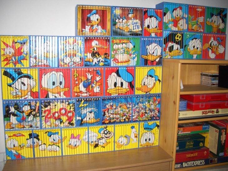 coleccion de libros pato doland disney