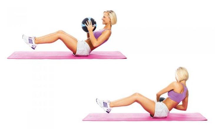 ejercicios obiculos para mujer una cintura de avispa