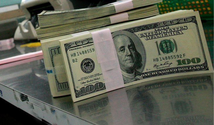 dolares devaluacion peso 90s billetes