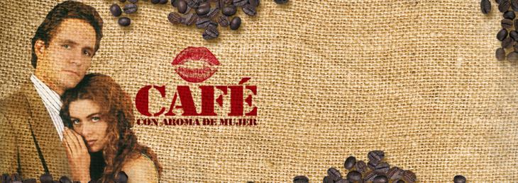portada de novela cafe con aroma de mujer