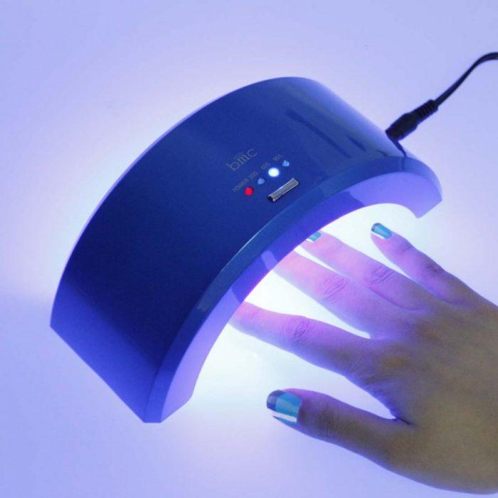 lampara ultravioleta para secado rapido