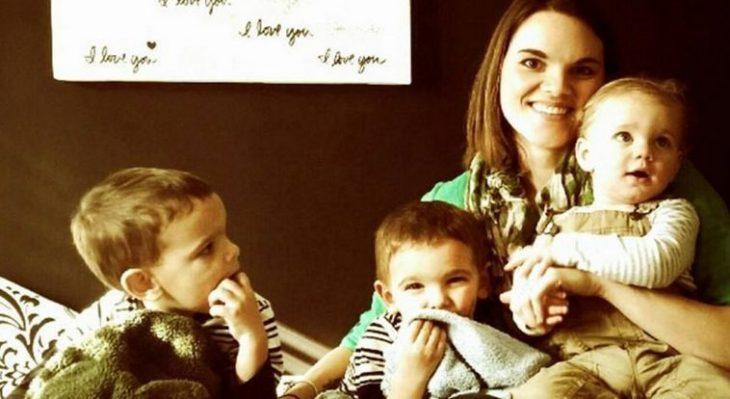madre soltera con tres hijos rachel boley