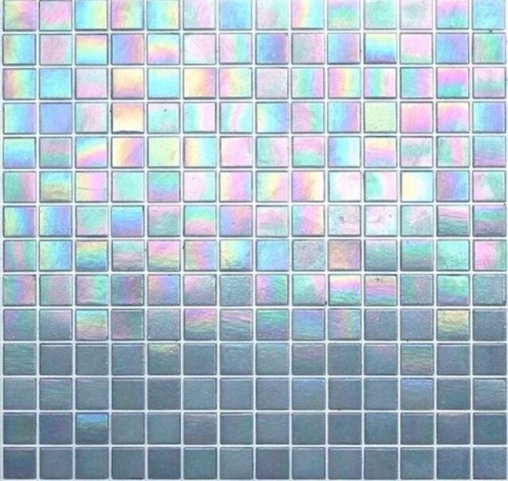 obsesiva del color cuadros de holograma
