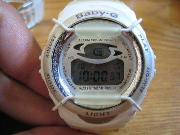 reloj baby g