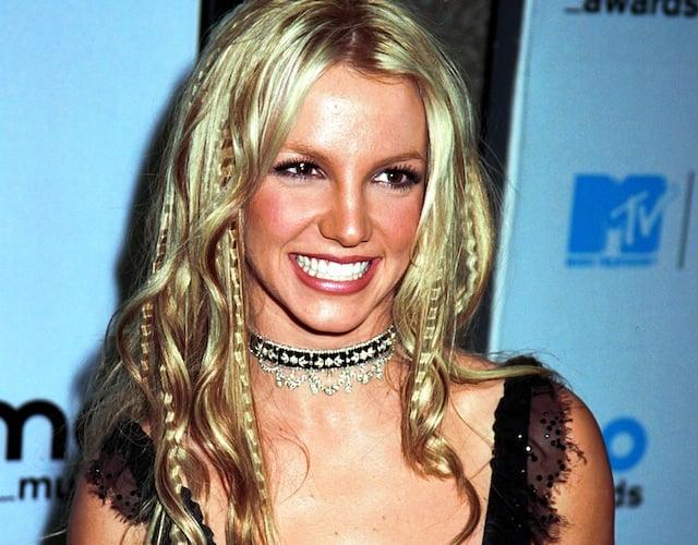 Britnay Spears en 2000