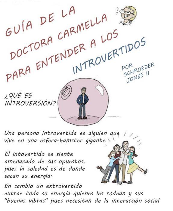 guia rapida para comprender a los introvertidos parte 1