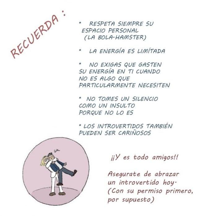 guia para entender a los introvertidos parte 5 ilustracion