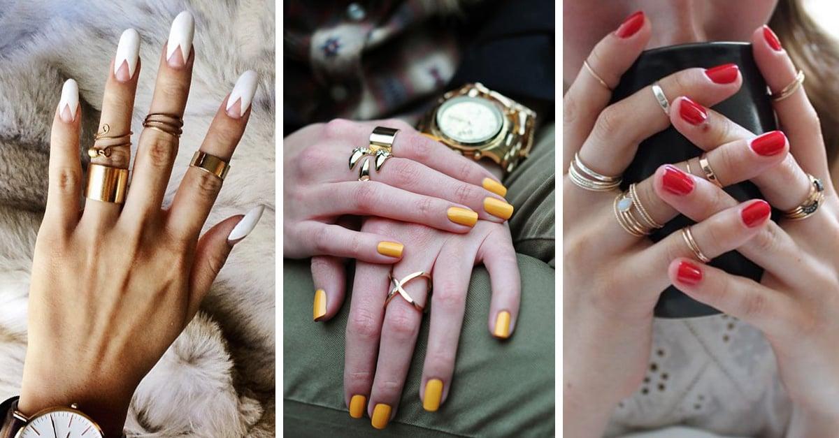 Lo que el color de tus uñas dicen de tu personalidad