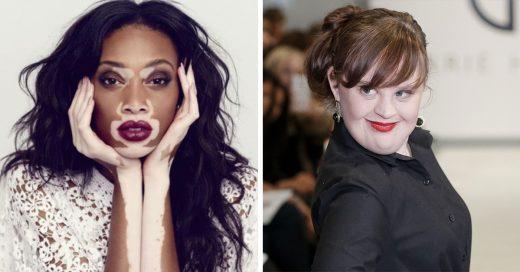Mujeres que demuestran que la belleza no tiene límites