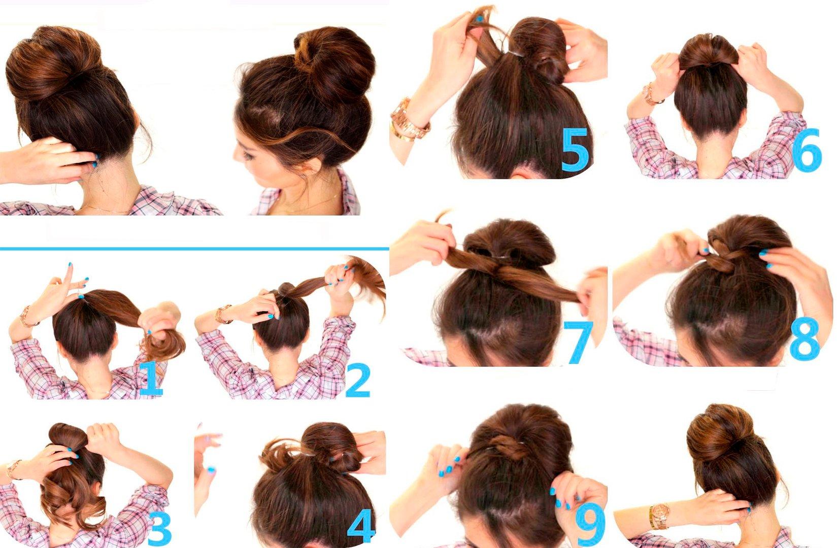 15 Tutoriales De Peinados Faciles Que Te Encantaran