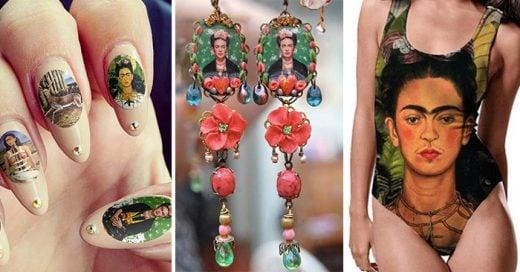 20 Hermosos regalos para gente obsesionada con Frida Kahlo