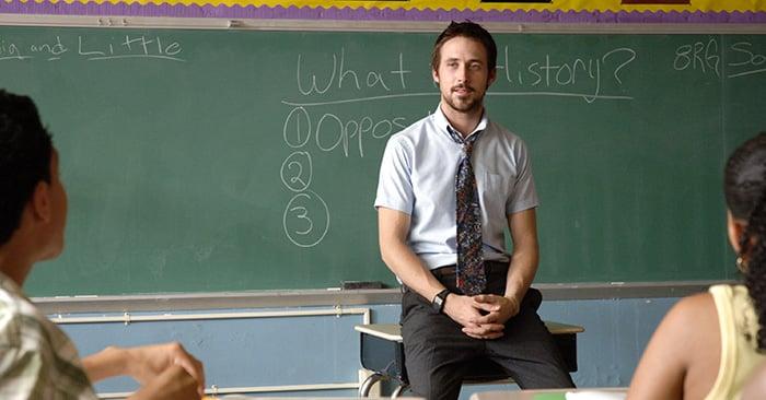 20 cosas que sólo entenderás si sales con un profesor
