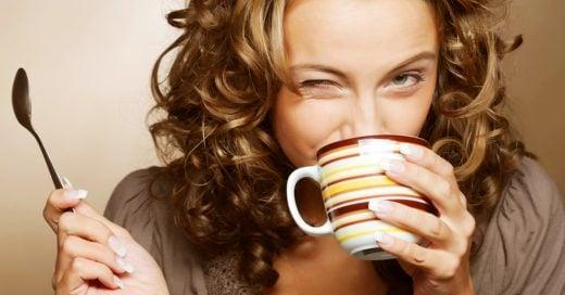 Segun un estudio, tomar mucho café reduce el busto