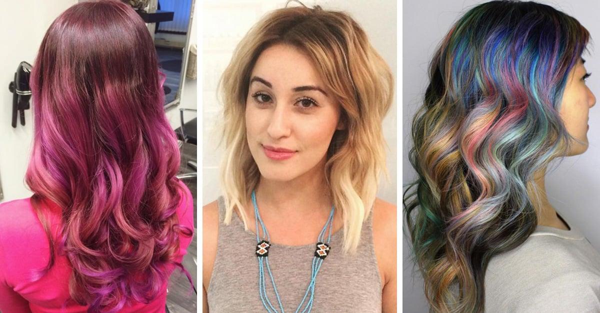 19 transformaciones de cabello que seguro querrás probar