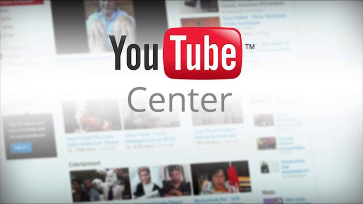 youtube center
