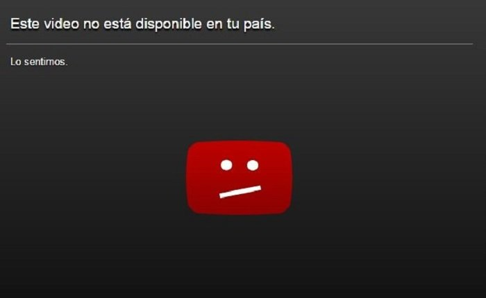 video no disponible en tu país