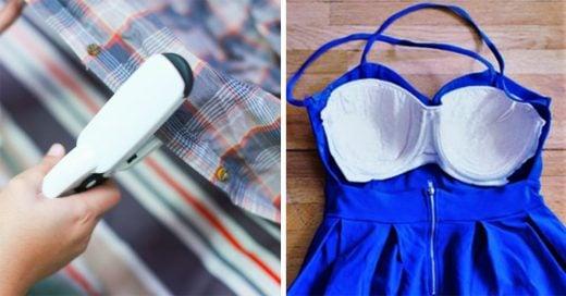 20 trucos de emergencia que toda mujer debería conocer