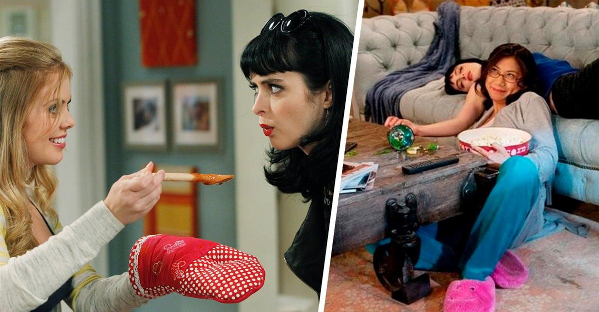 20 Cosas que suceden cuando dos chicas viven juntas