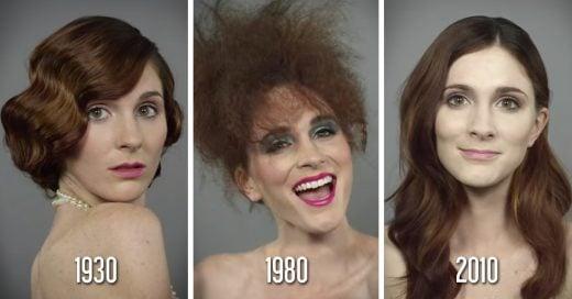100 años de belleza irlandesa