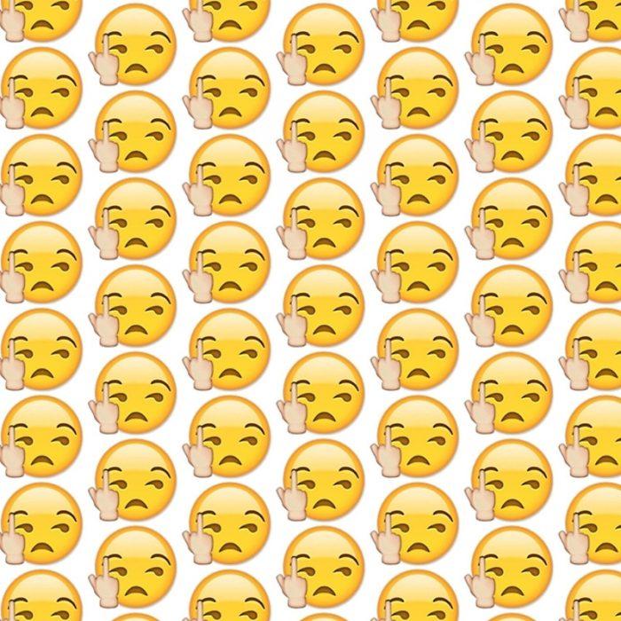 emojis decepcionado