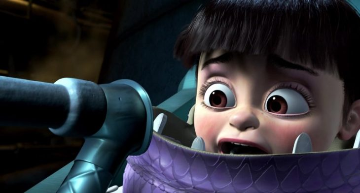 escena Monsters Inc
