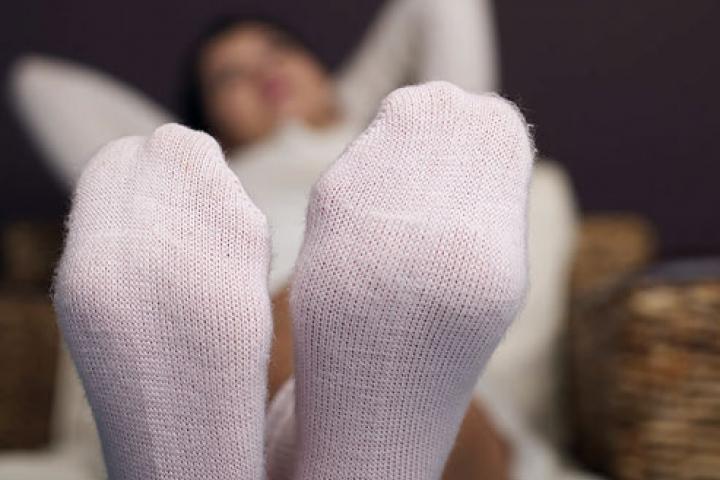 tratamiento de vaselina en los pies