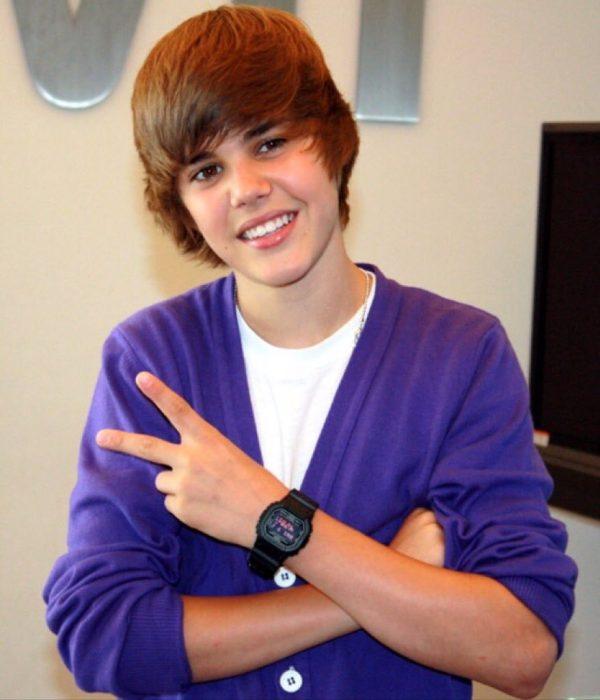 Justin biber en 2006