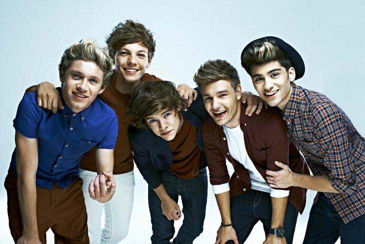 Integrantes del grupo One Direction