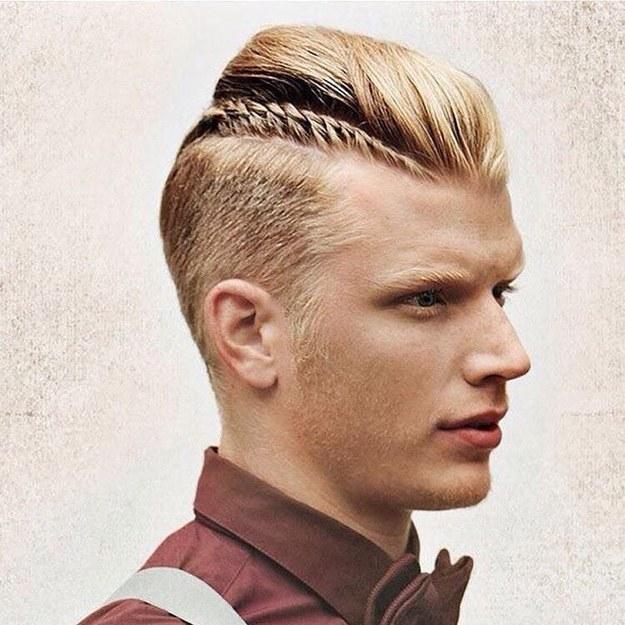 Peinados de hombres en 2016