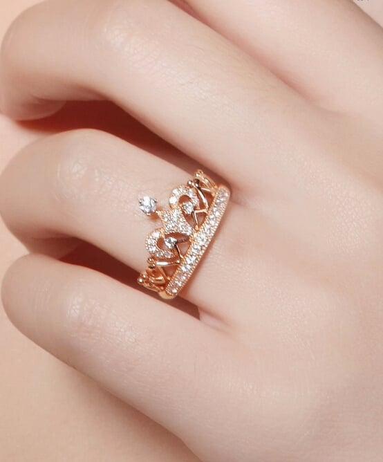 Diamantes de corte de princesa - pinterestes