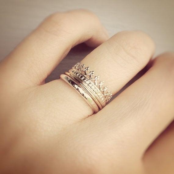 Porque un anillo de oro se rompe