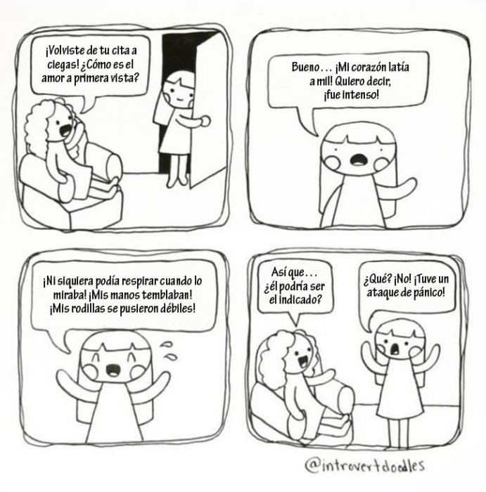 imagenes que solo un introvertido entenderá